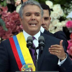 Colombia: El presidente Duque exige al Ejército de Liberación Nacional el cese de la actividad criminal