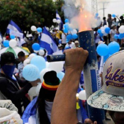 Nicaragua realiza tercer paro nacional en protesta contra Ortega