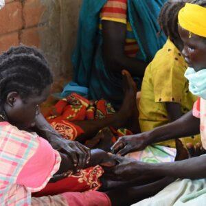 Sudán del Sur: Autosuficiencia para niñas y niños con discapacidades y sus familias
