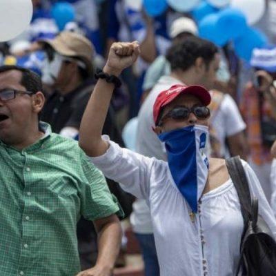 La OEA condena actos de violencia en Nicaragua
