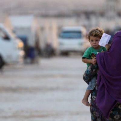 Papa: Que la comunidad internacional no olvide a las víctimas de la crisis humanitaria en Siria e Irak