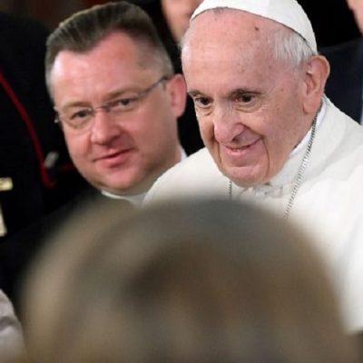 El Papa a jesuitas en los países bálticos: Tengan discernimiento para arrancar al hombre del infierno