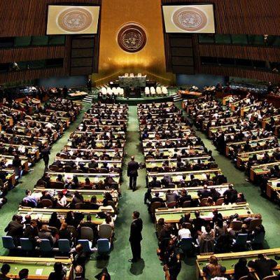 Oración por el Pacto Mundial para los Refugiados