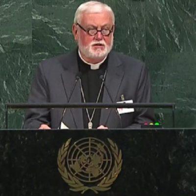 ONU: La Iglesia invita a abolir la pena de muerte
