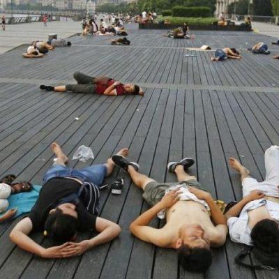 Ola de calor en China por efecto del cambio climático