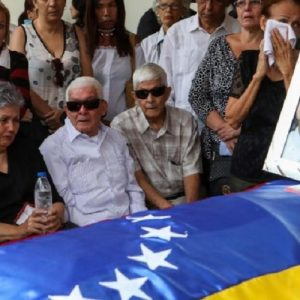 Venezuela: Obispos lamentan el fallecimiento del concejal Fernando Albán