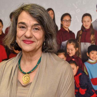 Sol Serrano: La historiadora que hizo historia