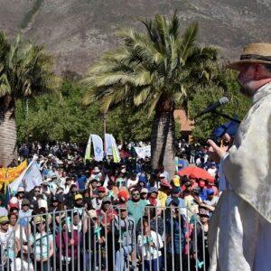 Sesenta mil jóvenes celebraron su fe en Los Andes