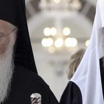 El Patriarcado ortodoxo de Moscú y su separación de Costantinopla