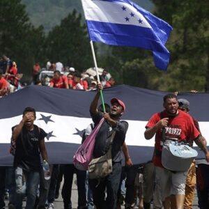 Red Jesuita con Migrantes: Demandamos respeto a los Derechos Humanos de caravana migrante