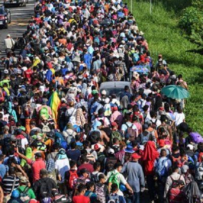 Migrantes indocumentados: las cifras crecieron un 25%