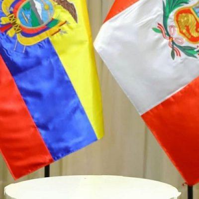 Ecuador y Perú realizan un nuevo gabinete binacional