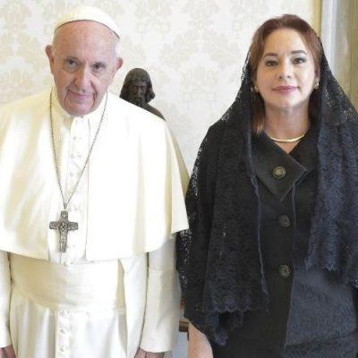 """Presidenta de la Asamblea General de la ONU elogia la """"voz de conciencia"""" del Papa"""