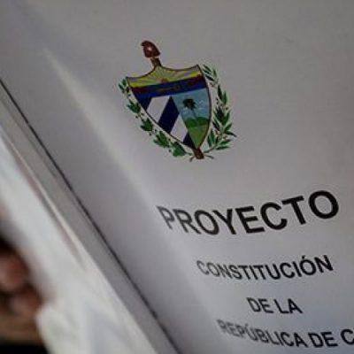 Cuba avanza en el proceso de consulta sobre la nueva Constitución