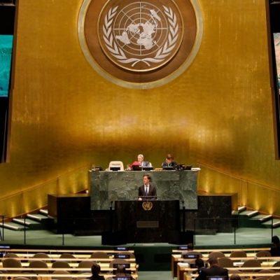 ONU aprobó resolución sobre la crisis humanitaria en Venezuela