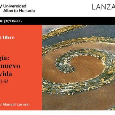 Román Guridi sj publica libro sobre Ecoteología