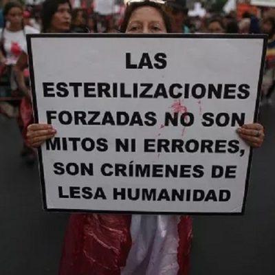 Alberto Fujimori acusado de esterilizaciones forzadas