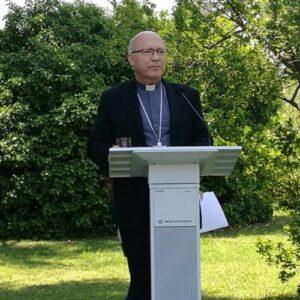 Conferencia Episcopal de Chile. Con Cristo en el centro: Continuar el proceso ya iniciado
