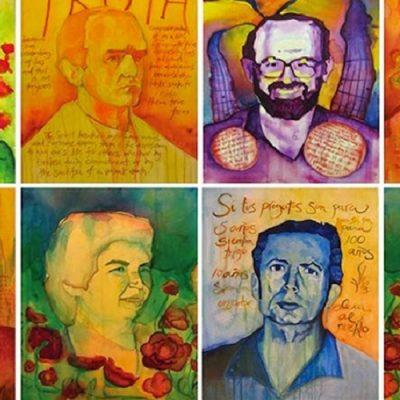 Recordando a los mártires jesuitas en El Salvador