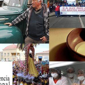 Intenciones de oración para la Iglesia en Chile 2019