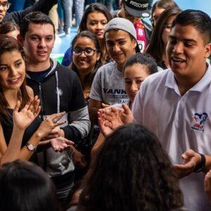 «Ponte la camiseta»: Los jóvenes voluntarios que harán posible la JMJ