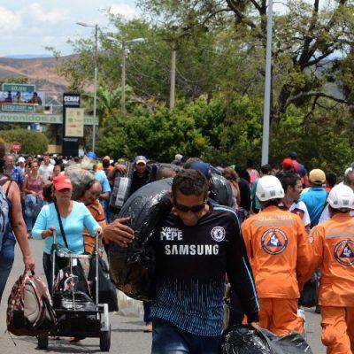 El Servicio Jesuita a Refugiados llega a Arauca, Colombia, y Apure, Venezuela, para atender la crisis de desplazados y refugiados