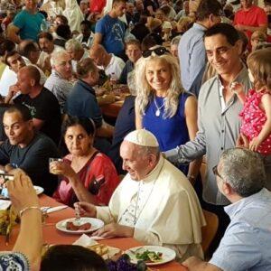 El Papa celebrará la Misa con los pobres el próximo 18 de noviembre