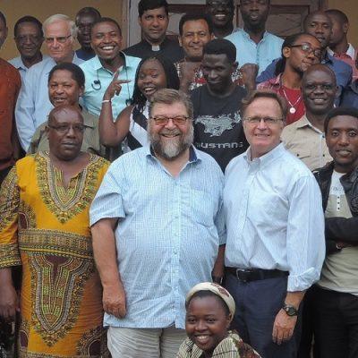 Uganda: Entrevista con el nuevo director nacional del Servicio Jesuita a Refugiados, P. Frido Pflueger sj