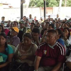 La protección de los territorios indígenas de la Amazonía, promoción y defensa de los pueblos que lo habitan