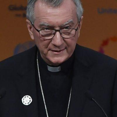 """Cardenal Parolin: """"La paz, desarrollo e integración son claves en la migración"""""""