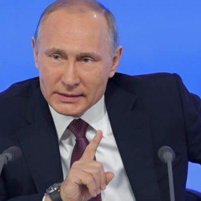 Putin acusa a Estados Unidos de instigar la división de la Iglesia ortodoxa en Ucrania