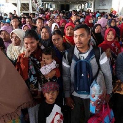 Tsunami en Indonesia: 22 mil personas desplazadas