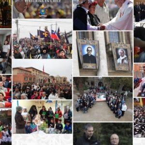 La Iglesia en Chile en 2018, fuertemente llamada a la conversión