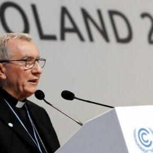 Cardenal Pietro Parolin a COP24: Voluntad política sobre el clima apoyada en la ética, dignidad y visión de futuro