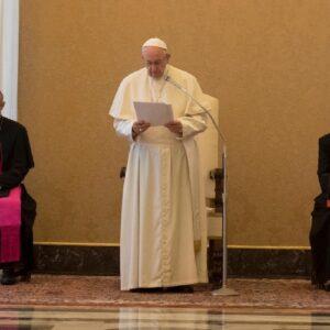 San Francisco Javier: El Papa celebra con los jesuitas el 50 aniversario del Colegio del Gesù