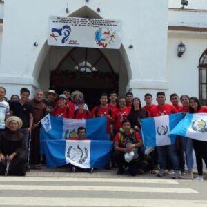 JMJ Panamá: guatemaltecos, chilenos y polacos llegan a la Diócesis de Penonomé