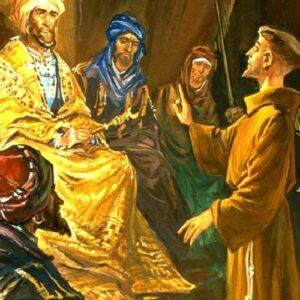 """Pakistaníes reivindican el ejemplo de """"diálogo y comprensión"""" de Francisco de Asís y el Sultán Al-Kamil"""