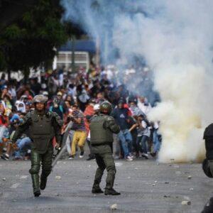 Episcopado venezolano pide el cese de la represión