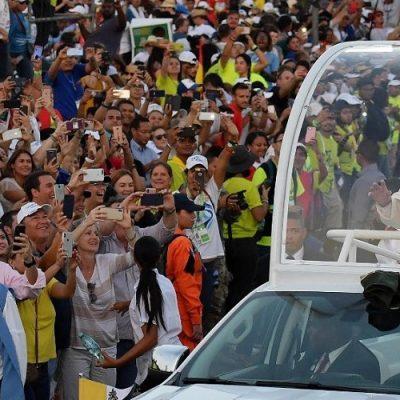 """Jornada Mundial de la Juventud. Monseñor Ulloa: """"Una verdadera primavera para la Iglesia y para la sociedad"""""""