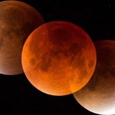 El próximo eclipse de Luna