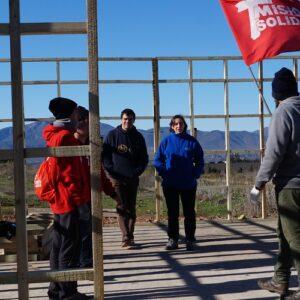 Cerca de mil alumnos de Duoc UC van en ayuda de seis regiones del país durante las Misiones Solidarias Verano 2019