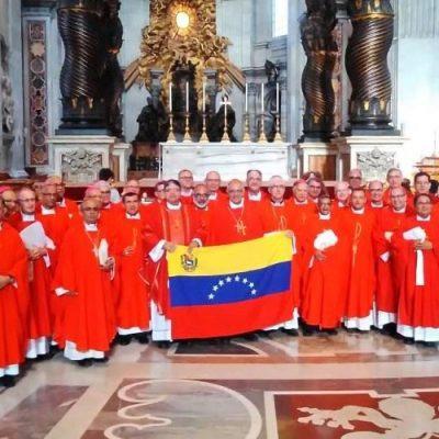 Obispos de Venezuela se reúnen en su CXI Asamblea Plenaria