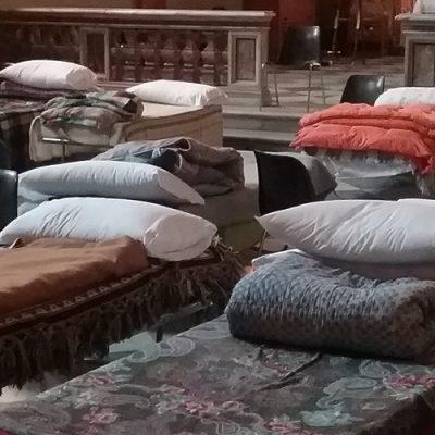 Personas sin hogar: Las iniciativas de la Capellanía apostólica en Roma para este invierno europeo