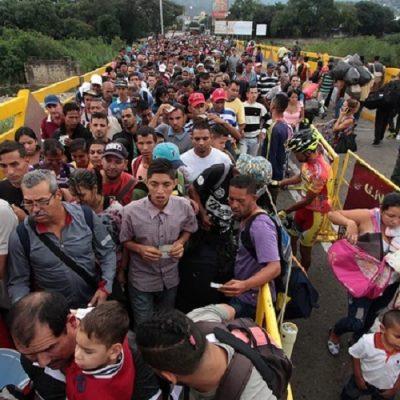 Obispos ecuatorianos piden acabar con la xenofobia tras episodios de violencia hacia migrantes venezolanos