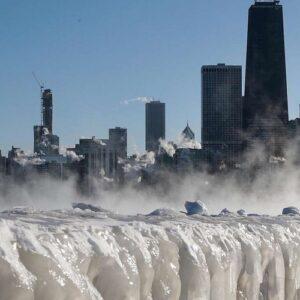 La ola de frío en el norte del mundo confirma el calentamiento global