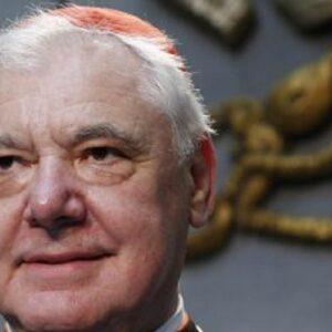 """Cardenal Müller publica """"manifiesto de la fe"""", crítico a aperturas de la Iglesia"""