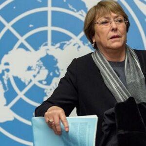 Bachelet condena violencia en las fronteras de Venezuela