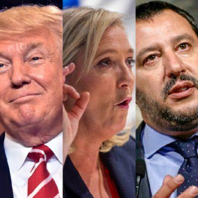 El auge global del autoritarismo