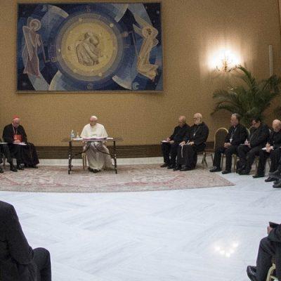 La Justicia civil, aliada del Papa sin miedo
