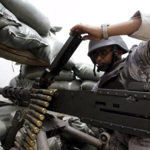 Venta de armas: Estados Unidos se confirma como líder mundial